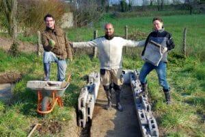 Pezet Baustelle Team