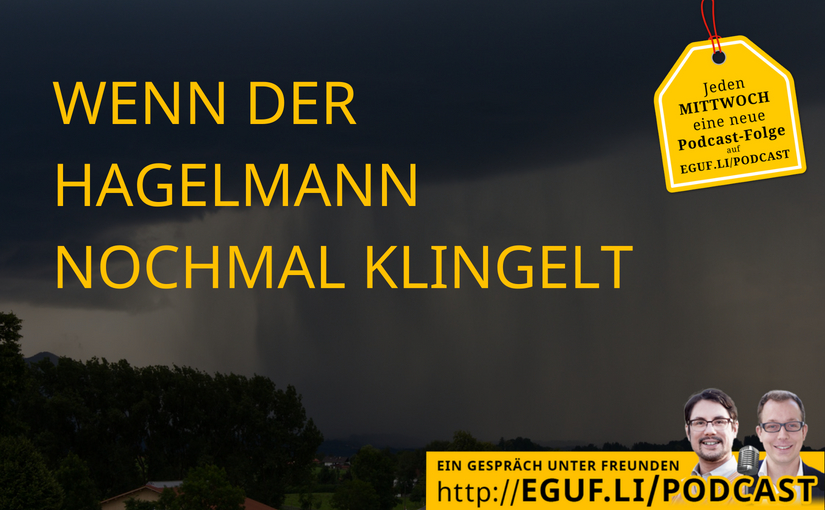 Wenn der Hagelmann nochmal klingelt - WEB-Cover