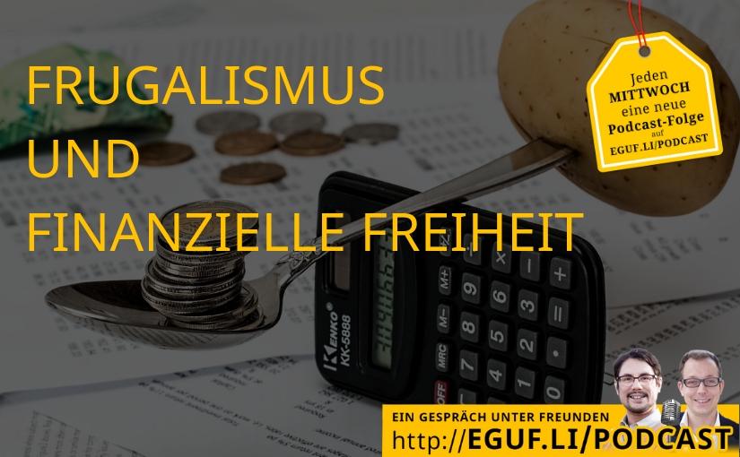 Frugalismus und finanzielle Freiheit - WEB-Cover