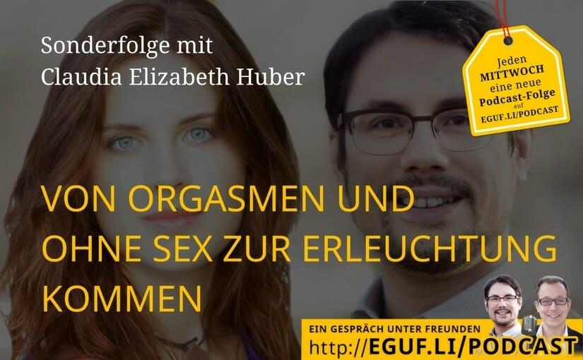 Von Orgasmen undohne Sex zur Erleuchtung kommen