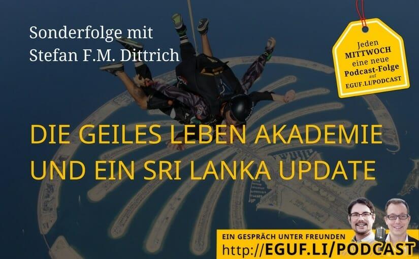 Geiles Leben Akademie Podcast Titelbild
