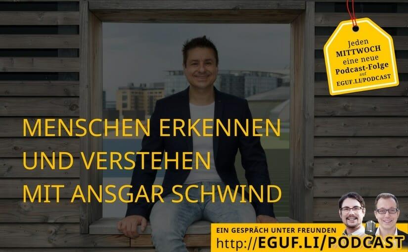 Ein Gespräch unter Freunden mit Ansgar Schwind - Web Cover