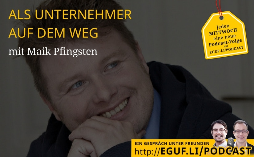 Maik Pfingsten - WEB-Cover