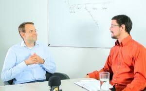 Robert Kruse + Jan-Marco Gessinger im Gespräch