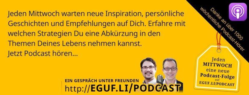 Der Podcast über die wichtigen Themen des Lebens